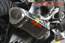 Graves R1 Titanium Full Exhaust System 2015-2017 Yamaha R1