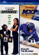 NEW  DVD // Spymate & MXP: Most Extreme Primate // 2 FAMILY MOVIES // ON SALE