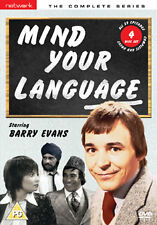 MIND YOUR LANGUAGE - THE COMPLETE SERIES - DVD - REGION 2 UK