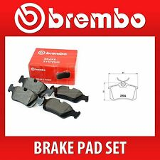 Brembo Brake Pad Set (2 Wheels on 1 Axle) P 85 017 / P85017