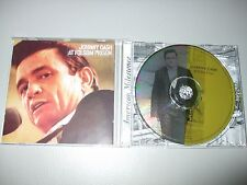 Johnny Cash - Johnny Cash at Folsom Prison (CD) 13 Tracks - Mint/New - Fast Post