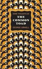 Some Thoughts on the Common Toad (Penguin Great Ideas), Orwell, George, Good, Ma