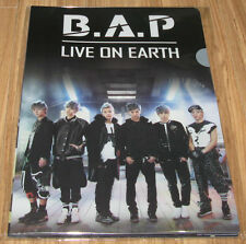 B.A.P LIVE ON EARTH SEOUL WANTED ENCORE CONCERT GOODS 7 L-HOLDER SET SEALED