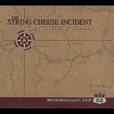 On the Road 10-11-02 Bozeman MT by The String Cheese Incident 3 CD set mint Live