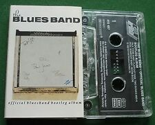 The Blues Band Official Bootleg Album Ariola Label Cassette Tape - TESTED