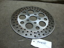05 2005 HARLEY FLH (CUSTOM MADE) FLHT ROTOR, FRONT BRAKE DISC #Z102