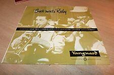 "RARE 10"" JAZZ LP -BUCK MEETS RUBY - 1954 PYE VANGUARD  - EXCELLENT CONDITION"