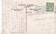 Genealogy Postcard - Family History - Thomas - Pandy Road - Bedwas - Mon   U3208