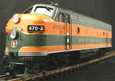 LGB 26570 Great Northern G Scale EMD F7A Diesel Locomotive A Unit Rd# 470A