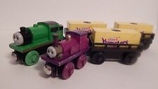 Thomas the Tank engine wooden trains lot lady percy yoplait yumsters car