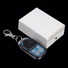 Universal 4 Channel 433MHz 12V Wireless RF Remote Control Car Keyless Entry