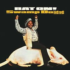 SWAMP DOGG  - Rat On!  BLACK vinyl - LP