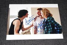 CHERRYBOMB signed Autogramme Rupert Grint Kimberly Nixon Robert Sheehan InPerson