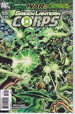 DC Comics! Green Lantern Corps! Issue 59! George Perez Variant!