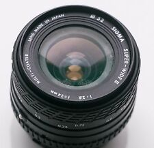 Sigma AF Super Wide II 24mm f/2.8 Macro Lens For Nikon
