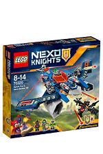 NEW LEGO Nexo Knights Aaron Foxs Aero-Striker V2 70320
