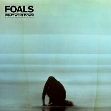 FOALS - WHAT WENT DOWN: CD ALBUM (August 28th 2015)