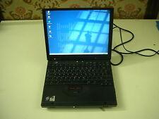 IBM Thinkpad 570E funzionante