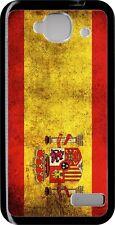 funda carcasa dura case Orange Hiro bandera espana