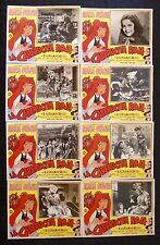 LA CAPERUCITA ROJA LITTLE RED RIDING HOOD MARIA GRACIA LOBBY CARD PHOTO SET 1959