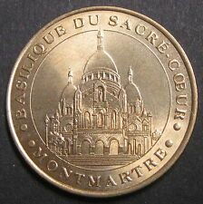 MONNAIE DE PARIS - BASILIQUE DU SACRE COEUR- MONTMARTRE - 2002