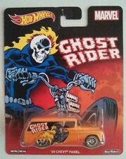 HOT WHEELS 55 CHEVY PANEL GHOST RIDER REAL RIDERS MARVEL POP CULTURE 2016