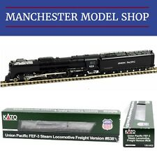 Kato 126-0402 N 1:160 FEF-3 Steam Freight Locomotive Union Pacific No.838 NEW