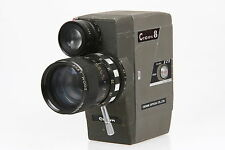 Crown 8 Mod. EZS, 8mm Filmkamera mit 1,8/10-30mm Zoom #125471
