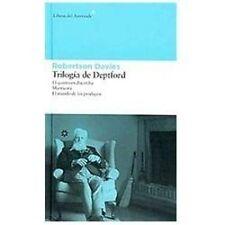 Trilogía de Deptford : El Quinto en Discordia, Mantícora, el Mundo de los...
