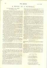 1896 Parliament After Alexander Gordon Short Story Faery World Joseph Clark
