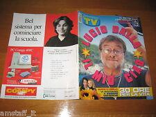 TV SORRISI E CANZONI=1999/38=LUCIO DALLA=ORIETTA BERTI=LOU BEGA=