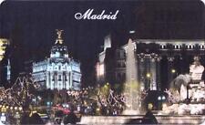 Madrid Spain Gorgeous Souvenir Magnet #173