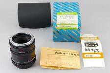 """#1391""""""""""""Exc++++"""""""""""" Kenko Extension Tube Set 12mm,20mm,36mm for Canon FD JAPAN"""