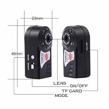 Mini Q7 WIFI / P2P Surveillance Spy Cam / DVR / BabyCam with Night Vision