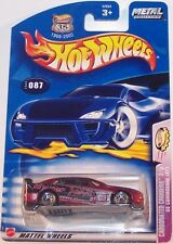 Hot Wheels 1:64 Maroon Holden SS Commodore VT #3/5 Carbonated Cruisers 2003