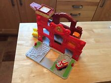 My First Tonka Take Along Fire Station with fire engine