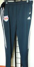 NEW YORK RED BULL MLS  TRACK PANTS BY ADIDAS SIZE ADULTS XXL BRAND NEW