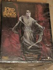 Sideshow Weta WITCH KING IN TRUE FORM Statue Lord of the Rings LotR Hobbit Rare