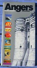 Guide Gallimard Aller-Retour Angers, 2001, 122 pages