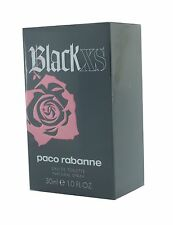 Black XS for Her Paco Rabanne EDT Eau De Toilette for Women New & Sealed 30ml