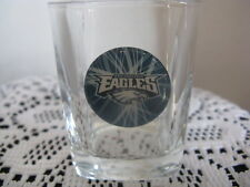 "1"" Bottle Cap Image Shot Glass ~ Handcrafted ~ **Gift Idea ~ Eagles"