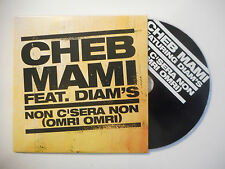 CHEB MAMI feat. DIAM'S : NON C'SERA NON ( OMRI OMRI ) ♦ CD SINGLE PORT GRATUIT ♦