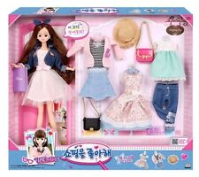 korean Barbie doll Mimi 2016 NEW  likes to shopping