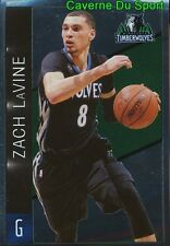 270 ZACH LAVINE USA MINNESOTA TIMBERWOLVES STICKER NBA BASKETBALL 2017 PANINI