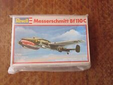 "VINTAGE BF110C MESSERSCHMITT AIRCRAFT MODEL KIT 1/144 SCALE  ""LOOK"""