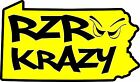 Rzr Krazy Philadelphia Decal, 4 inches x 7 inches