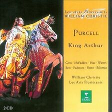 King Arthur, or The British Worthy Henry Purcell, William Christie