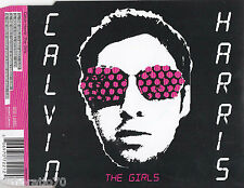CALVIN HARRIS The Girls CD Single NEW