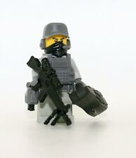 Mercenary Private Military Contractor Sniper Minifigure made with real LEGO®