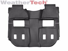 WeatherTech FloorLiner for Cadillac Escalade ESV - 2015-2016 - 2nd & 3rd - Black